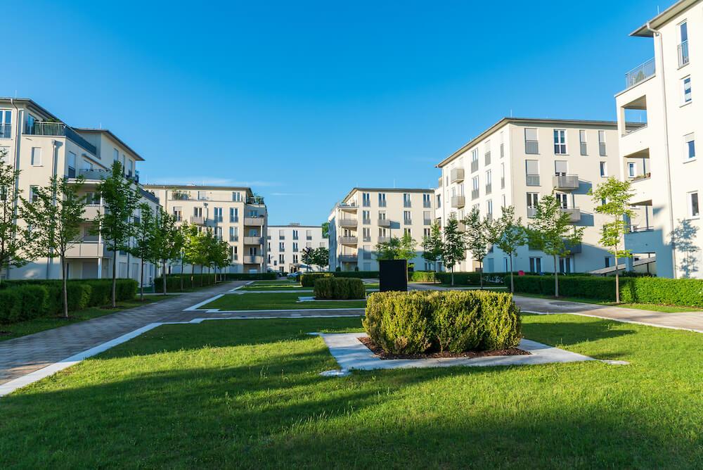 ekologiczne osiedle mieszkaniowe